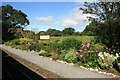 SH6038 : Minffordd railway station by Graham Hogg