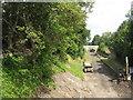 NT3266 : The Borders Railway at Eskbank by M J Richardson