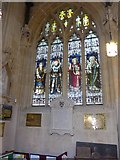 SP0202 : Inside St John the Baptist, Cirencester (6 by Basher Eyre