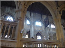SP0202 : Inside St John the Baptist, Cirencester(12 by Basher Eyre