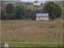 NJ5700 : A view east from the road to Westerton by Stanley Howe