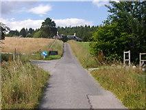 NJ5700 : New crossroads by Stanley Howe