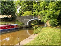 SD9151 : Williamson Bridge, Leeds and Liverpool Canal by David Dixon