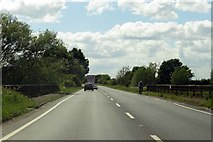 SP7006 : The A418 to Oxford by Steve Daniels