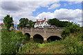 SK9668 : Brace Bridge by Tim Heaton