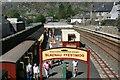 SH7045 : Blaenau Ffestiniog railway station by Graham Hogg