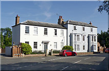SK7963 : The Grey House, Carlton-on-Trent by Alan Murray-Rust