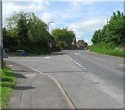 SO3961 : Shobdon junction-Herefordshire by Martin Richard Phelan