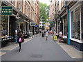 TQ3080 : Cecil Court, Covent Garden by Free Man