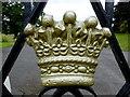 H7544 : Golden crown, Caledon by Kenneth  Allen
