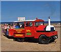 TF5086 : Mablethorpe sandtrain by John Carver