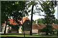 SP6604 : Buildings at Ryecote House by Des Blenkinsopp