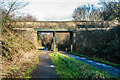 SJ9381 : Middlewood Way by Peter McDermott