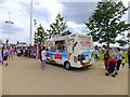 TQ3884 : Kelly's Ice Cream by Richard Hoare