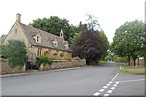 SP2225 : Former school, Lower Oddington by Trevor Harris