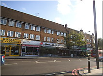 TQ2075 : Shops on Upper Richmond Road, East Sheen by David Howard