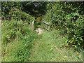 SU8975 : Bridge over a drain by Alan Hunt
