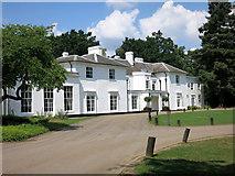 TQ3896 : The White House, Gilwell Park by Des Blenkinsopp