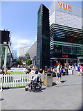 TQ3884 : Westfield - Vue shopping area by Richard Hoare