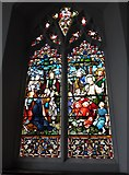 TQ2678 : Saint Mary The Boltons: stained glass window (c) by Basher Eyre