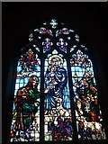 TQ2678 : Saint Mary The Boltons: stained glass window (e) by Basher Eyre