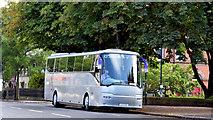 J3372 : O'Shea's coach, Belfast (August 2014) by Albert Bridge