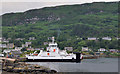 NR8768 : MV Lochinvar, Tarbert by Stuart Wilding