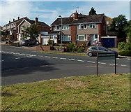ST3091 : Rowan Way houses near Japonica Close, Malpas, Newport by Jaggery