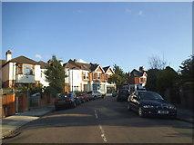 TQ2075 : Temple Sheen Road, East Sheen by David Howard