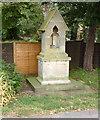 SK7564 : Ossington War Memorial by Alan Murray-Rust