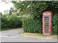 SK7564 : Ossington telephone kiosk by Alan Murray-Rust