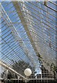 SE3103 : The Victorian Conservatory at Wentworth Castle by Dave Pickersgill