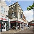 TF4609 : Market Street, Wisbech by Dave Hitchborne