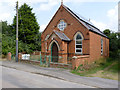 SK7968 : Former Wesleyan Methodist chapel, Normanton-on-Trent by Alan Murray-Rust
