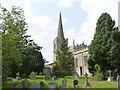 SK7768 : Church of All Saints, Weston by Alan Murray-Rust