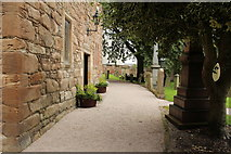 NS3321 : The Auld Kirk, Ayr by Billy McCrorie