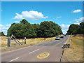 TQ1873 : Road through Richmond Park by Malc McDonald