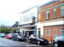 TL4196 : The Hippodrome pub, March by JThomas