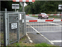 SK7964 : Have you closed the gates? by Alan Murray-Rust