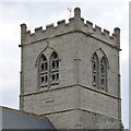 SK7957 : Church of St Wilfrid, South Muskham by Alan Murray-Rust
