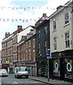SK5739 : 20-40 Carlton Street, Nottingham by Stephen Richards