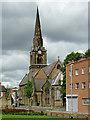 SO9098 : St Mark's Church, Wolverhampton by Roger  Kidd