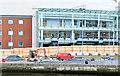 J3474 : The Waterfront Hall, Belfast - August 2014(1) by Albert Bridge