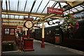 SE0641 : Platform 4 at Keighley railway station by Graham Hogg