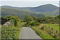 SH6029 : Hill road climbing out of Dyffryn Artro by Nigel Brown