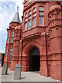 ST1974 : Entrance to the Pierhead by Debbie J