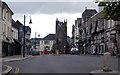 SX5895 : Fore Street, Okehampton by J.Hannan-Briggs