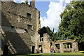 SK4663 : The Ruins of Hardwick Old Hall by Jeff Buck