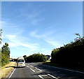 TL8523 : A120, Colchester Road, Coggeshall by Adrian Cable
