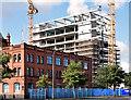 "J3374 : Block ""B"", University of Ulster site, Belfast - August 2014(3) by Albert Bridge"